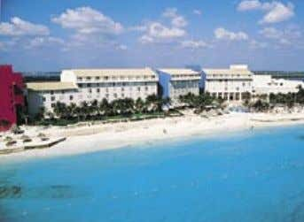 WESTIN REGINA RESORT CANCUN Only ten minutes from Cancun's international airport and a short distance