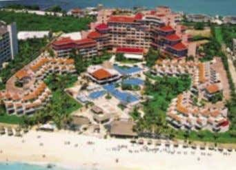 OMNI CANCUN HOTEL & VILLAS This AAA Four-Diamond resort is located on a wide palm-lined