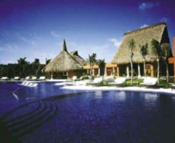 PRESIDENTE INTERCONTINENTAL CANCUN This AAA Four-Diamond resort is located on one of the best beaches