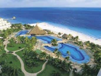 GRAN CARIBE REAL RESORT & SPA The beach front resort blends some of the best