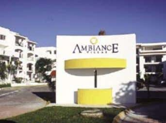 AMBIANCE VILLAS The comfort of home, the service of a resort. A unique concept on