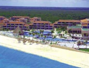 MOON PALACE GOLF RESORT SECLUDED TROPICAL VACATIONS Located 5 miles south of the airport and