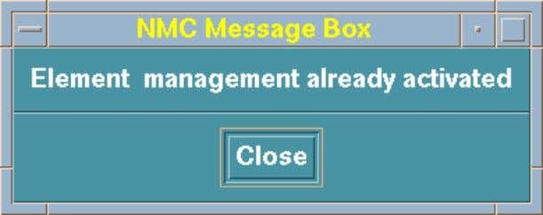 MANAGER - OPERATOR'S HANDBOOK USER'S INTERFACE Messages At The Bottom Of The Screen Upon a completion