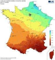 but also for solar (France and China) • Primary Reasons: • Reduce accumulation of wind power