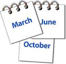 My goals Date these goals were set: Goals for one months time: Goals for three months