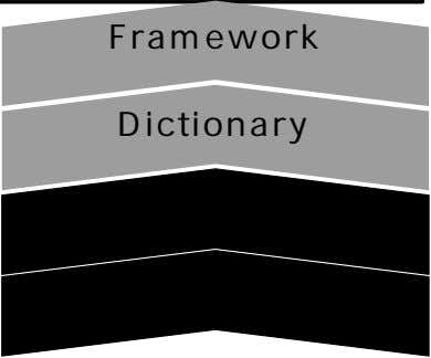 Framework Dictionary XML Internet