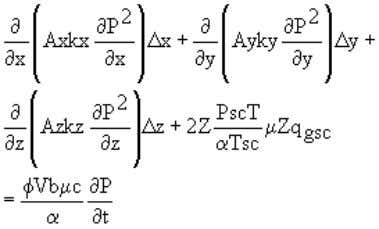 flow equation are summarized as follows: P 2 form: < (3.24) where µ gi and Z
