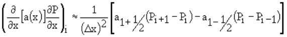 and the approximation is different from Equation 4.10: < (4.11) Note that in Equation 4.11, the