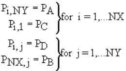 in Figure 6 ) translate to the following equations: < (4.23) where NX and NY represent