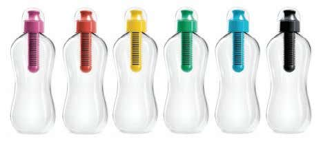 Bobble ; The Stylish Water Bottle That Filters as you Drink Harvey Nichols is excited to