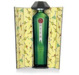 HIS UNIQUE STYLE TO THE ICONIC TANQUERAY NO. TEN BOTTLE New and exclusive to Harvey Nichols