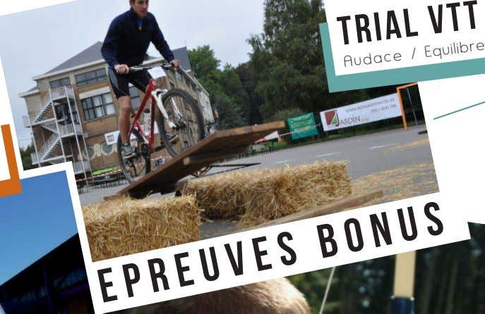 Trial VTT Audace / Equilibre