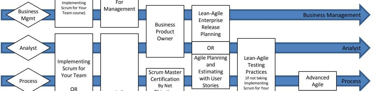 For Management Business Lean-Agile Business Management Mgmt Enterprise Business Release Product Planning Owner