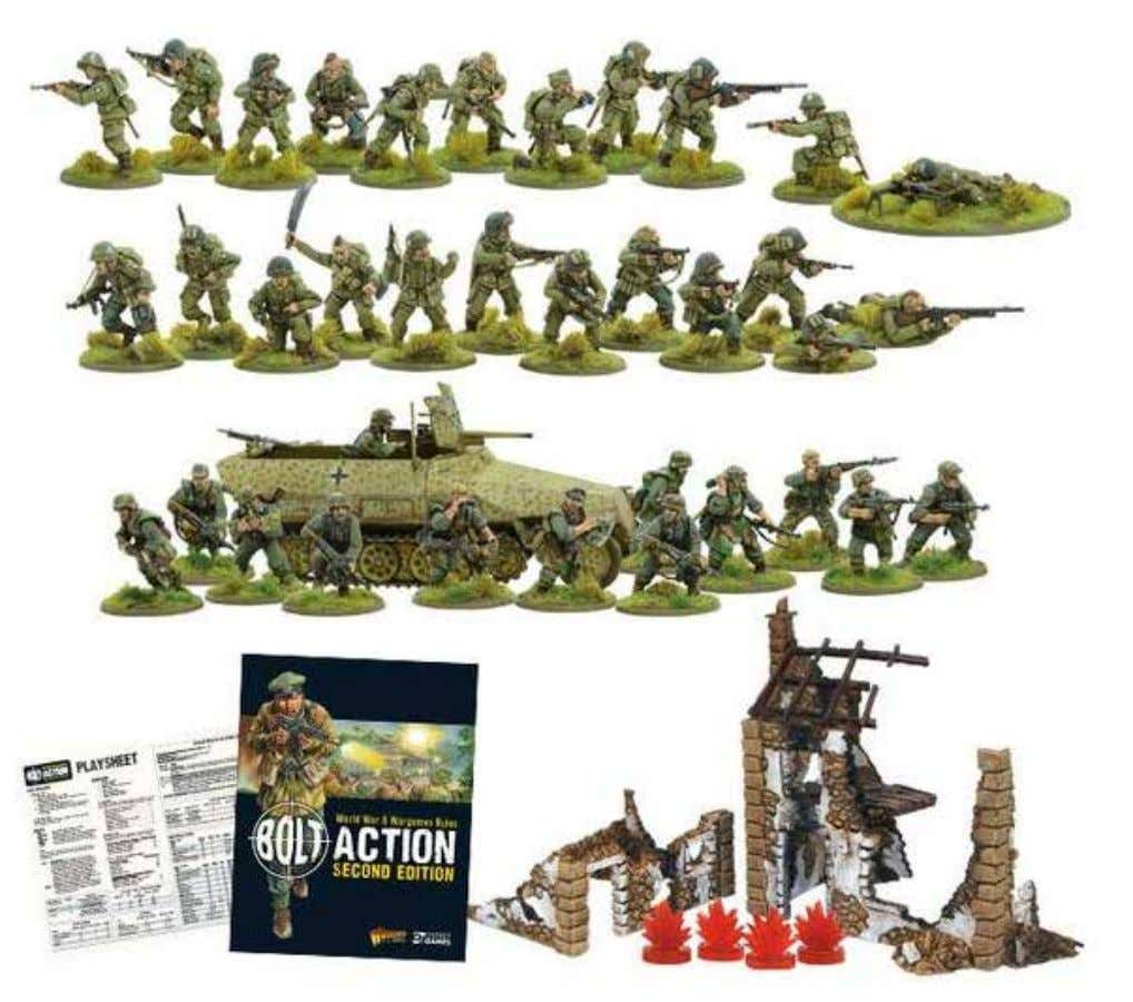Bolt Action: Band of Brothers Review My wargaming life started about 15 years ago and