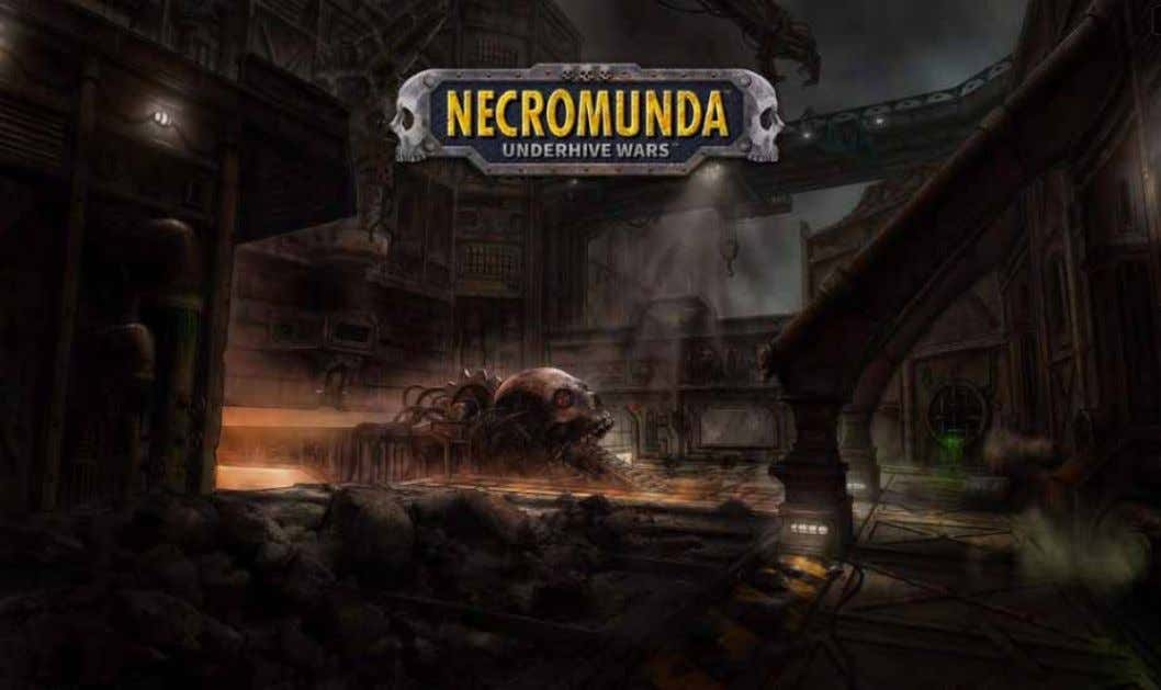 WELCOME TO THE UNDERHIVE This piece of news has probably got me the most excited,