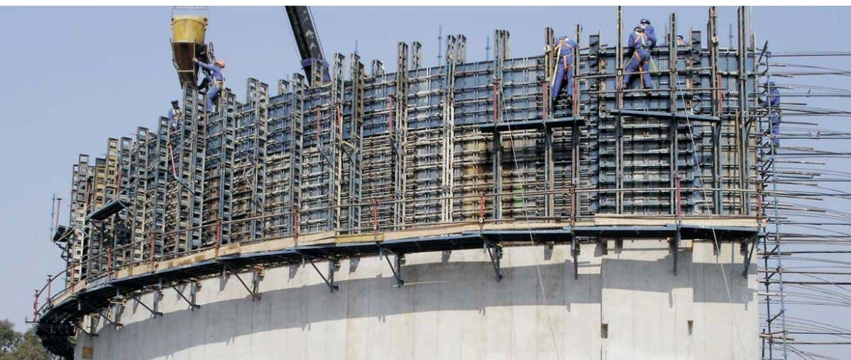 formwork Since it was established in 1989, with a small manufacturing base in Qwa Qwa