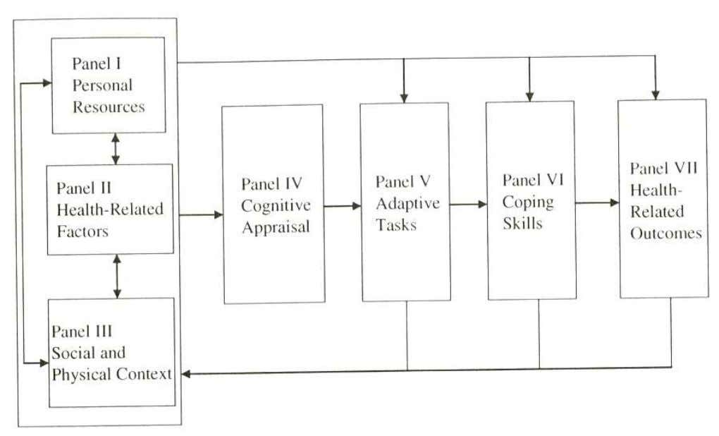 Health-related Coping Model