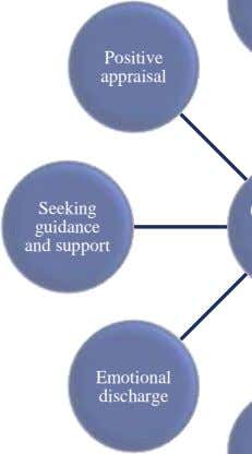 Positive appraisal Seeking guidance and support Emotional discharge