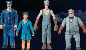 Three wolf figures Four rabbit figures • • $26.99 A B C. The Polar Express 10th