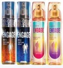 Sprays' in two variants each for both men and women.  Laboratoire Naturel – A state-of-the-art