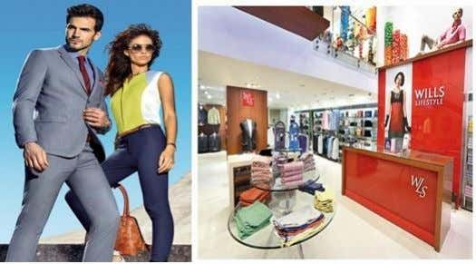 Branded outlets, 600 'shop -in- shops' in leading retail chains, departmental stores, multi branded outlets 36