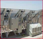 the batteries to be recharged from the extra energy source. Morocco Photovoltaic hybrid systems offer the