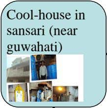 Cool-house in sansari (near guwahati)