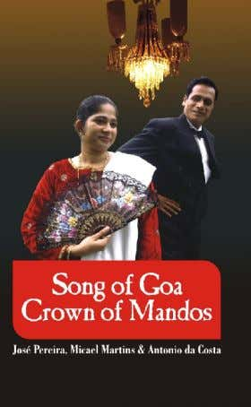 mando co-authored by three scholars- musicians of repute. Goa,1556 booklist (December 2012) Join the Goa Book