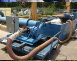 Is a LobeStar rotary pump right for you? 1). Are you pumping sludge, mud or