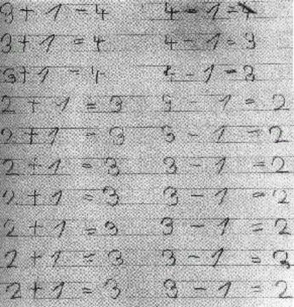 physical constants without inputting any numerical values.) Gödel's school work, age 6-7 (J. W. Dawson, Jr.,