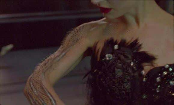 • In The Black Swan , This torment is further emphasized via intimate close up shots