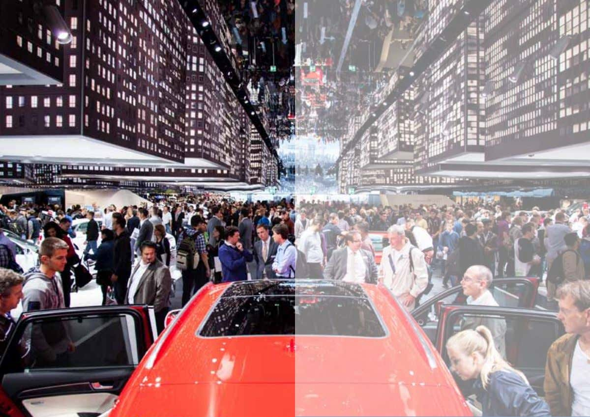 For decades IAA has been the most important motor show in the world. Every other