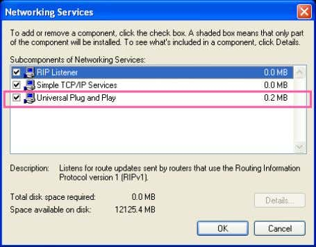 VIVOTEK 5. Click Next in the following window. 6. Click Finish . UPnP T M is