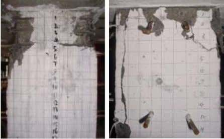 Earthquake Engineering October 12-17, 2008, Beijing, China (a) RC (b) UBPC-S (c) UBPC-SD Figure 4 Damage