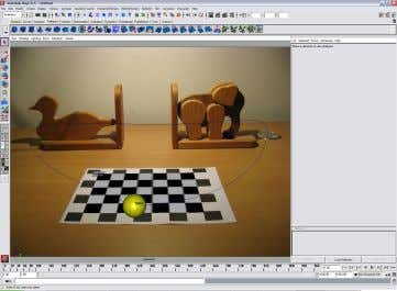 Figure 2: Screenshots of the scene after working steps 4, 11, 14, 16, 18, 19,