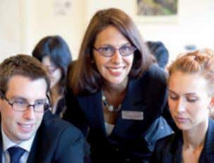 Education Group 30 Join the César Ritz Family 3 Mission stateMent César Ritz Colleges Switzerland offers