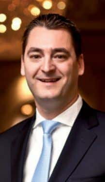 Starwood Asia Pacific Hotels & Resorts, Singapore Roland Duerr (Germany) Hotel Manager, Carlyle Hotel, New