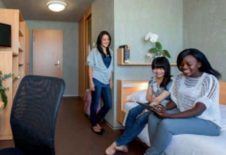 standard rooms are included in the fees. Brand new single superior deluxe rooms are available at