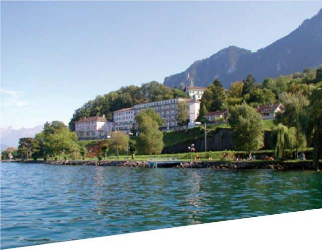 Colleges switzerland | be inspired by the king of hoteliers Le BouVeret CaMpus Le Bouveret is