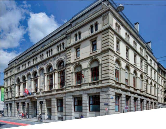 Colleges switzerland | be inspired by the king of hoteliers LuCerne CaMpus Lucerne, the gateway to