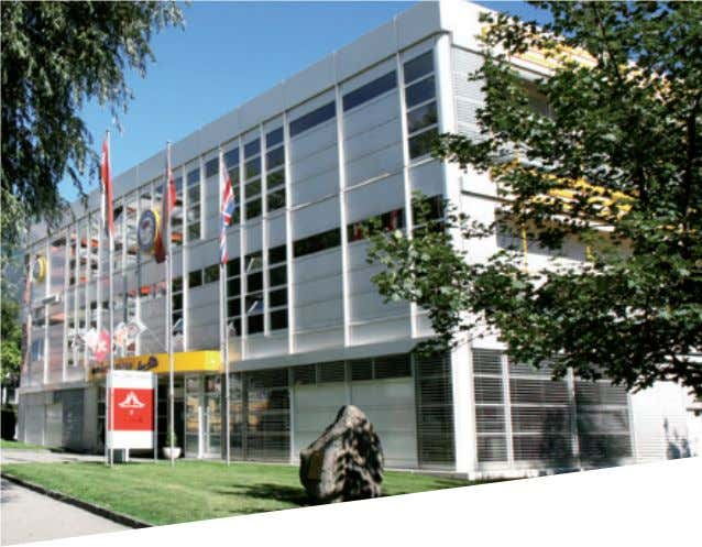 Colleges switzerland | be inspired by the king of hoteliers BriG CaMpus The University Centre César