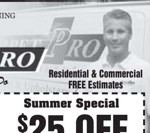 Residential & Commercial FREE Estimates