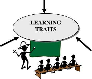 LEARNING TRAITS