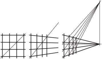 ����� �� �� �� �� Drawing Form 8/2007 23 Vanishing Lines Vanishing Lines (VL) are