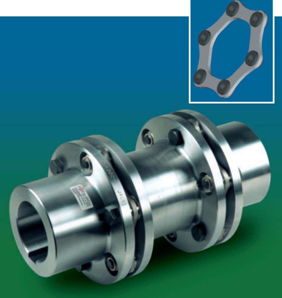 (J-130 LMI) ISO 9001 ® ACCREDITED BY couplings CERTIFICATED FIRM Lamidisc ® all steel coupling