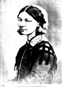Society; Named an honorary lifetime member of the American Statistical Association. Florence Nightingale 1820-1910