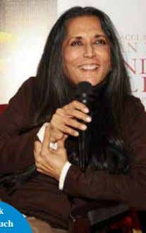 "Mehta, best known for her Elements Trilogy – Fire , ""Thank you so much The Canadian"