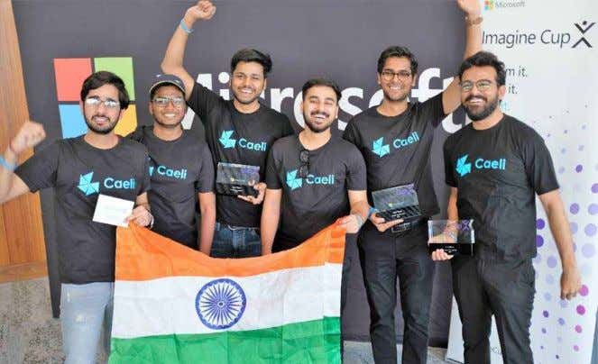 Tricolour to fly high as the student team from   official language to be spoken in