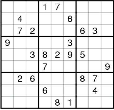 NO: 6 ANSWERS TO LAST WEEK'S QUESTIONS SUDOKU NO: 6 HITORI NO: 6   QUIZ QUESTIONS