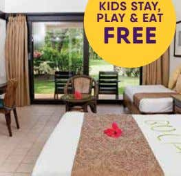 gym and tennis courts KIDS STAY, PLAY & EAT FREE House of Travel Ponsonby have the